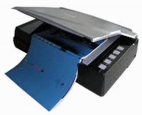 Plustek Optic Book A300 Scanner